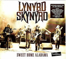 LYNYRD SKYNYRD Sweet Home Alabama Live 1974/1996 2 CD + DVD Original Import RARE