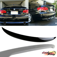 PAINTED BMW E92 3-SERIES COUPE PERFORMANCE HIGH KICK TRUNK SPOILER M3 335i 2013
