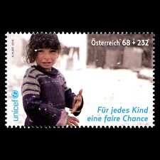 "Austria 2016 - UNICEF ""A Fair Chance for Every Child"" - MNH"