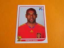 572 SENNA ESPAÑA ESPAGNE PANINI FOOTBALL FIFA WORLD CUP 2010 COUPE DU MONDE