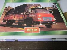 Super Trucks Mehrzweck LKWs FRankreich Saviem SG4, 1965