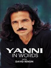 Yanni: In Words-ExLibrary