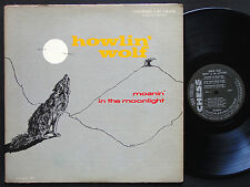 HOWLIN' WOLF Moanin' In The Moonlight LP CHESS CH-1434-LP US 1958  BLUES DG MONO