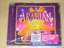 CD / THE BEST ARABIAN ALBUM 3 / NEUF SOUS CELLO