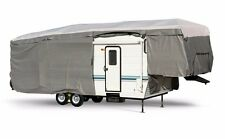 New Komo 5th/Fifth Wheel Travel Trailer RV Cover 23-26', Super-Duty, Waterproof