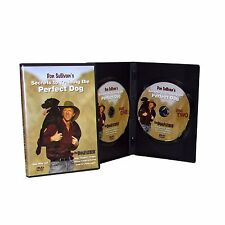Perfect Dog 2-Disc DVD Set Don Sullivan's Secrets to Train The Perfect Dog, New