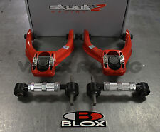 Skunk2 Tuner FRONT & Blox REAR Camber Kit Combo HONDA CIVIC 96-00 EK