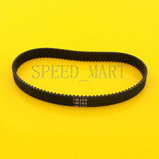 300-3M HTD Timing Belt 100 Teeth Cogged Rubber Geared Closed Loop 10mm Wide