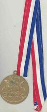 1984 Buick Olympics Gold Plastic Medal mx4066-IFSK4G