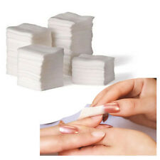 900pcs Nail Art Tip Manicure Polish Remover Clean Wipes Cotton Lint Pad Paper