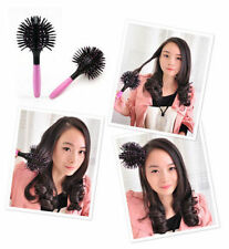 Magic Round Hair Extension Brushes Comb Salon Styling Detangling Hairbrush