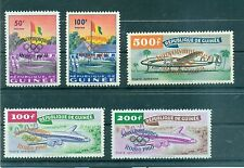 OLYMPIC GAMES ROME 1960 GUINEA 1960 100Fr Orange