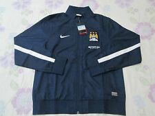 Manchester City training track top size M Nike BNWT