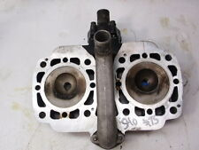 Yamaha Vmax 540 Twin L/C Snowmobile Engine Cylinder Head, Nice! Vintage Race