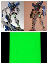 For Bandai All Scale 1/100 Strike Freedom  GNT-00 QANT Gundam Glowing Sticker