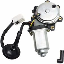 New Driver/Left Side Front Window Glass Motor, For Infiniti G35-Coupe, 2003-2007