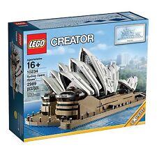 LEGO CREATOR   SIDNEY OPERA HOUSE   ART 10234    RARO NUOVO FUORI PRODUZIONE