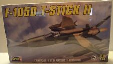 Revell 1/48 Republic F-105D Thunderchief USAF Attack Kit #85-5866 Factory Sealed