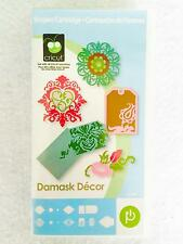 Cricut Damask Decor Cartridge Use w/ Explore Expression & All Cricut Machines