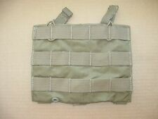 Eagle industries 5.56 2 mag shingle double pouch molle coyote brown bungee 223