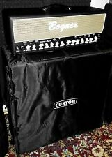 "Custom padded cover w/zippers, logo, velcro for ENGL 4x12"" XXL Straight cab"
