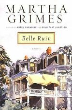 Belle Ruin: A Novel (Emma Graham Mysteries), Martha Grimes, 0670034614, Book, Go