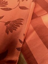 """NEW UPHOLSTERY FABRIC - GREAT FOR BAGS/CUSHIONS 58"""" W X 2.2M L X 3 PIECES"""