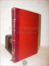 ETNOLOGIA GLOTTOLOGIA - Zuccagni: RACCOLTA di DIALETTI ITALIANI 1864 Legatura