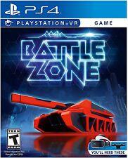 NEW Battlezone (Sony PlayStation 4 VR, 2016)