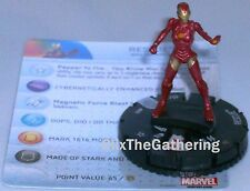 RESCUE #002 #2 The Invincible Iron Man Marvel Heroclix