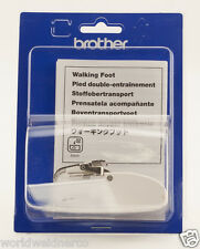 genuine BROTHER SA107 EvenFeed Walking Sewing Machine Presser Foot for PS Series