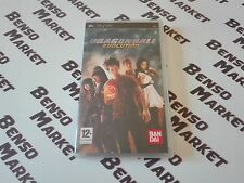 DRAGONBALL EVOLUTION DRAGON BALL SONY PSP PAL ITA ITALIANO COMPLETO COME NUOVO