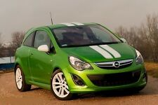 VAUXHALL OPEL CORSA D - 3 DOOR  - after facelifting  - BODY KIT - OPC VXR look