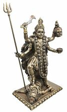 Goddess Kali Destroyer Statue Time Death Eastern Enlightenment Figurine