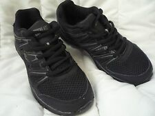 NEW BOYS SNEAKERS - black -  SIZE 2
