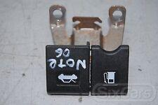 Nissan Note E11 Öffnungshebel Motorhaubenöffner Tankklappeöffner 2791577 2791578