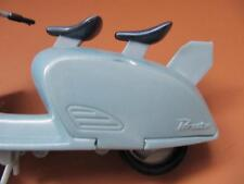 "GRAY VESPA SCOOTER Bratz Lil 4"" doll REPLACEMENT STEREO DOOR parts/piece ONLY"