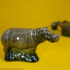 Wade Whimsies Whoppas (1976/81) Set #1 (1976) - #2 Hippopotamus / Hippo