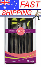 Sculpey Essential Tool Kit 11pc