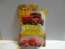 Hot Wheels Leap Year Red '52 Chevy Truck