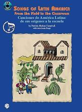 Songs of Latin America -- From the Field to the Classroom: Canciones d-ExLibrary