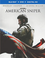 American Sniper (Bluray2015)  FREE SHIPPING