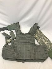 Eagle Industries Land CIRAS Vest Medium Foliage Fire Retardant ARMY Rangers LE