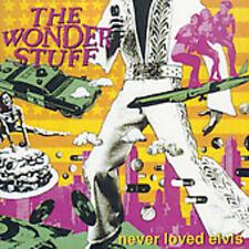 The Wonder Stuff - Never Loved Elvis [New CD] Bonus Tracks, Rmst