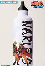 KotoBukiya NARUTO Thermal Aluminum Color-Changing Hot Cold Water Bottle NEW