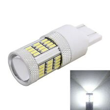 2PCS T20 W21/5W 7443 10W 540LM White Light 54 LED 4014 SMD Car Brake Light Rear