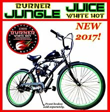 "CRUISER 26"" BIKE W/ NEW 2017 DIY BURNER 2-STROKE 66CC/80CC MOTORIZED BICYCLE KIT"