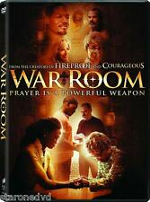 BRAND NEW WAR ROOM NEW 2015 DVD Alex Kendric