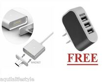 High Speed Magnetic Micro USB Charging Cable for Android +FREE MULTI USB ADAPTOR