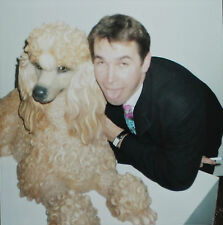 Jeff Koons and Poodle, Amsterdam, 1992 - (incl. C.O.A.)